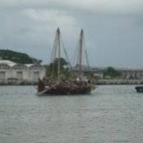 125   Jewel being towed out of Galle harbour