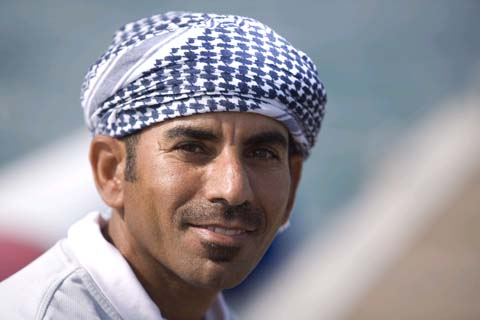 Saleh Al Jabri - Captain