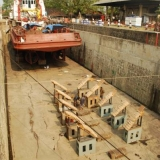 010   Jewel will share the dry dock with a tug
