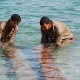 007   استعادة الألواح من البحر