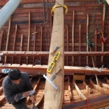 127   Shaping the first through beam (1)
