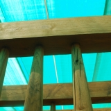 140   Pillars: vertical stanchions used to support deck beams or reinforce potentially weak areas (3)