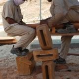 155   Making the rigging blocks