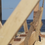 011   Garboard planks are twisted on the keel