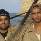 026   Two of our Omani workers