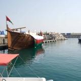 001   جوهرة مسقط  ترسو في ميناء بندر الروضة