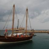 133   Soon the Jewel of Muscat will begin her sea trials