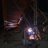 016   Work goes on after dark
