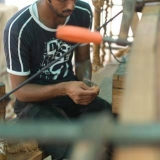 035   Abdul Vahab Kuttuvantavida (Indian Ropeworker)