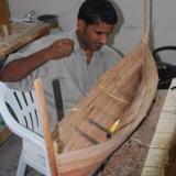 005   Ashraf b. Khalid al-Hamdani, model maker