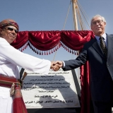 032   The naming ceremony marks the friendship between Oman and Singapore