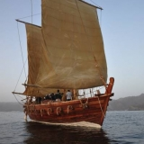 051   Jewel heads out for an overnight sail