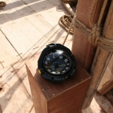 073   Modern safety aids like compasses are in now