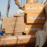 079   Everything will be stored below decks