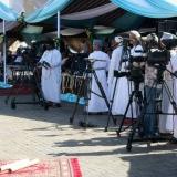 012   بث لحظة مغادرة الجوهرة على الهواء مباشرة عبر تلفزيون سلطنة عمان
