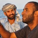 110   Ahmed Al Adawi answers a quiz question
