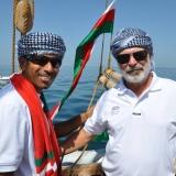 036   Capt. Saleh and Dr. Tom Vosmer