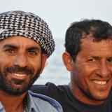 104   Captain Saleh and Said Al Tarshi