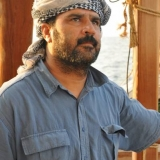 116   Adam Al Baluchi at the helm
