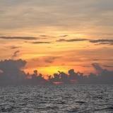 044   Tropical sunset