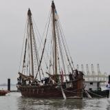 18   قارب قطر وشرطة الميناء يرافقون الجوهرة