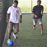 050   Pushpadas Krishnan and Ayaz Al Zadjali showing World Cup form