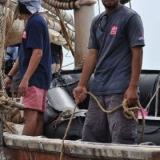 015   Fahad Al Shaibi and Vincent's already hard at work