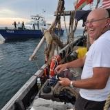 025   Mike Lithgow hooks Jewel's Malaysian escort ship PX-23