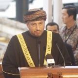 076   H.H. Sayyid Harib Bin Thuwainy Al-Said thanks his hosts