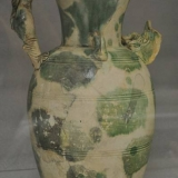 122   The Tang Treasure also includes stunning pottery such as this ewer