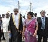 077   Chief Minister Southern Province, Omani Ambassador, Governor Southern Province