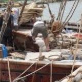 094   Preparing Jewel for sea