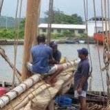 095   Preparing Jewel for sea