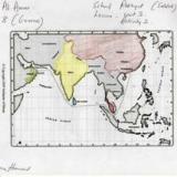 008   Rakhyut School, Dhofar, Oman - Student Work (A) - Geography