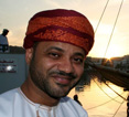 His Excellency Sayyid Badr, Secretary General, Oman Ministry of Foreign Affairs